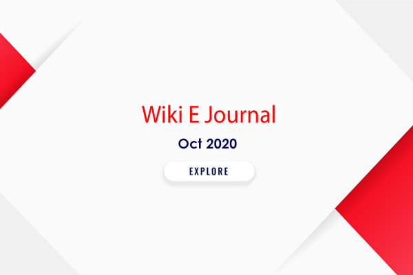 SBS Wiki E Journal Oct 2020